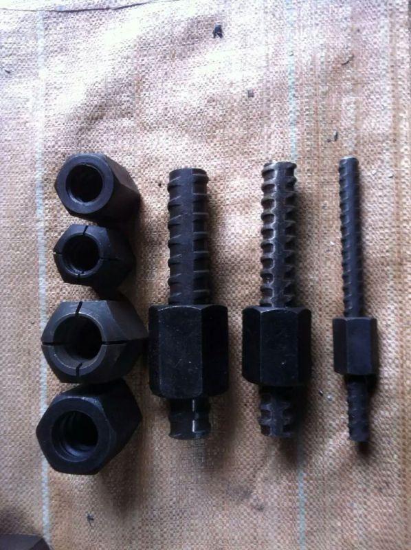 精轧螺纹钢螺母,连接器,垫板厂家