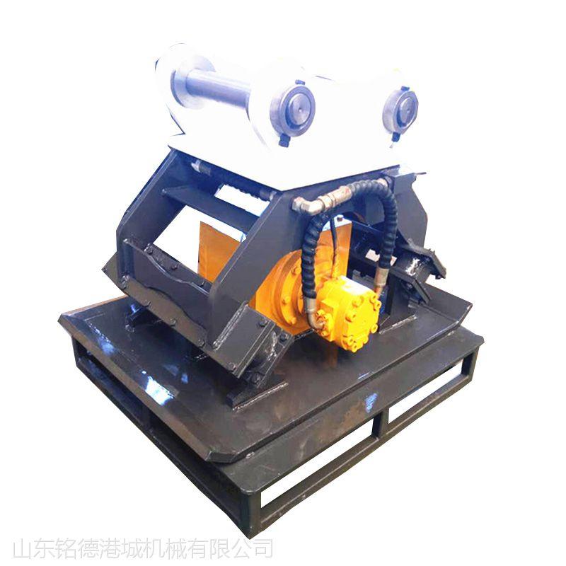 厂家直销 卡特320挖机液压夯打夯机平板震动夯 夯实器 夯实机