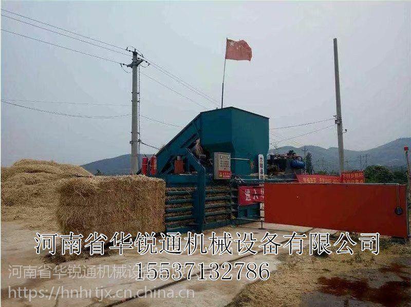 秸秆打包机提高农作物秸秆综合开发利用率