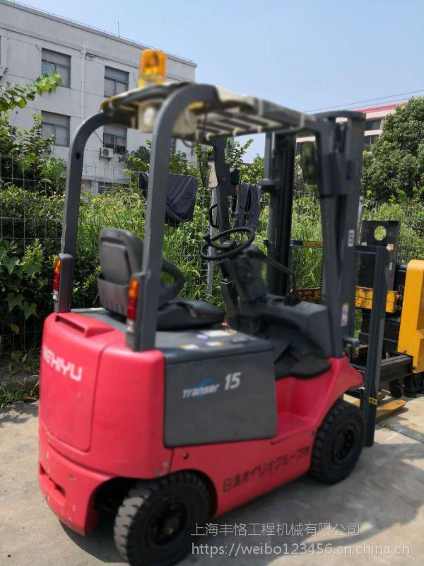 供应8-9成新的林德前移式叉车 永恒力前移式堆高电动叉车 型号齐