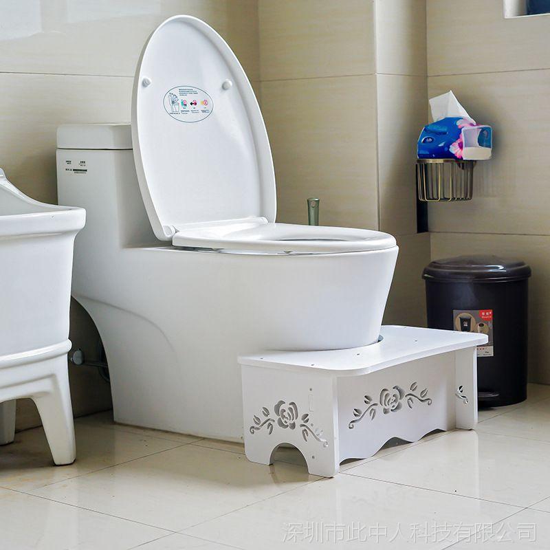 【垫脚凳厕所马桶凳垫脚凳蹲坑神器蹲凳儿童坐