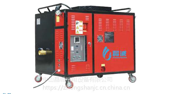 晶诚非固化橡胶沥青施工专用大型熔胶喷涂一体机JCM-RP400