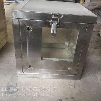 天长优质防辐射铅箱供应商哪家比较好