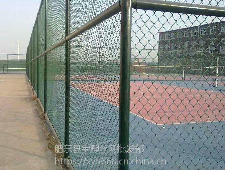 蚌埠勾花围栏网 养殖护栏网 浸塑双边丝框架圈地护栏网厂家