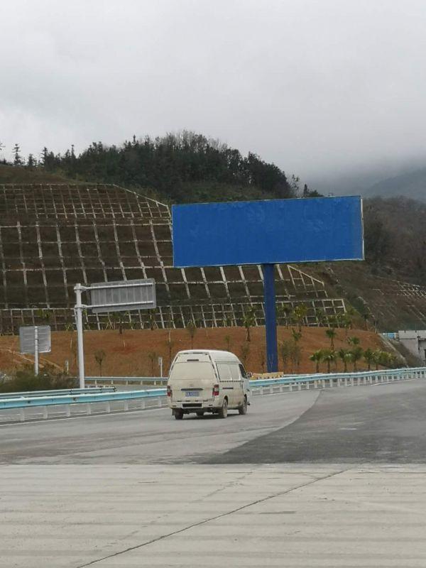 贵阳单立柱广告牌建设单位