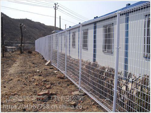 浸塑公路铁丝围网批发 长沙工地安全网厂家 福建厂房隔离网安装