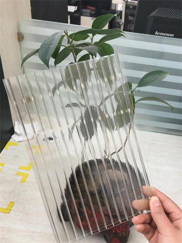 突泉县中空阳光板型号