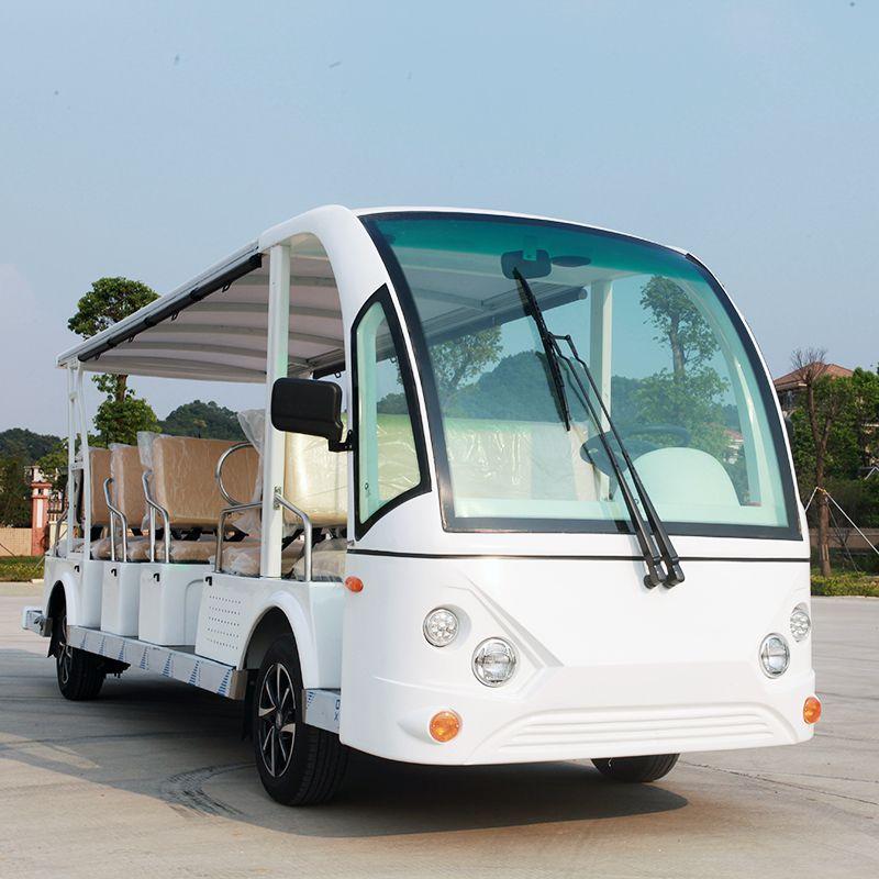 17座电动观光车,景区西安、重庆、石家庄、济南游览