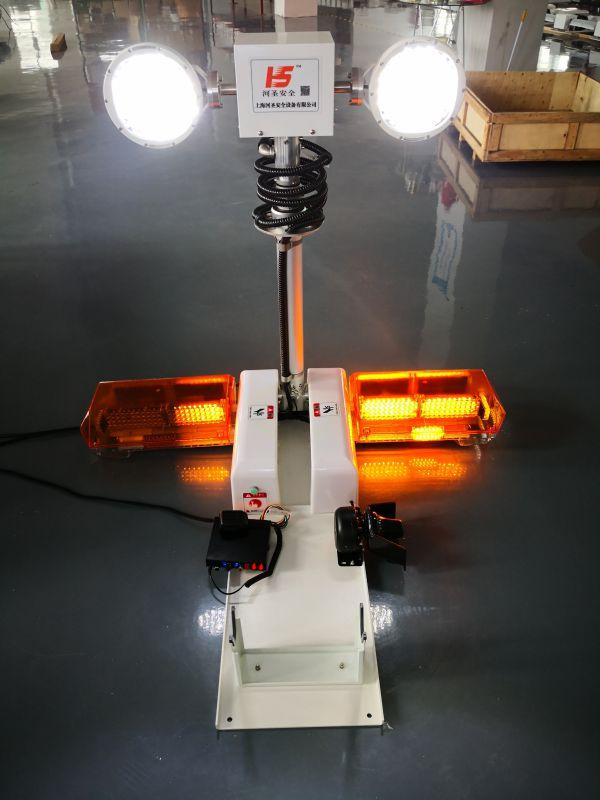 车载照明灯 12V升降照明灯 制造车载照明设备