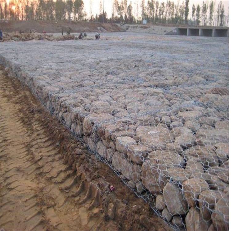包塑石笼网 格宾网厂家