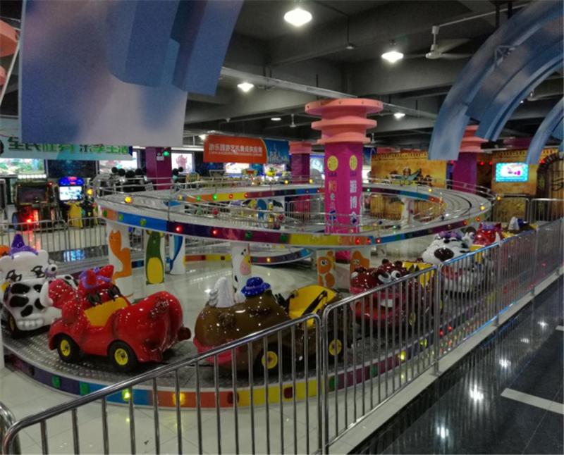 室内外儿童游乐园刺激好玩轨道类迷你穿梭游乐设备