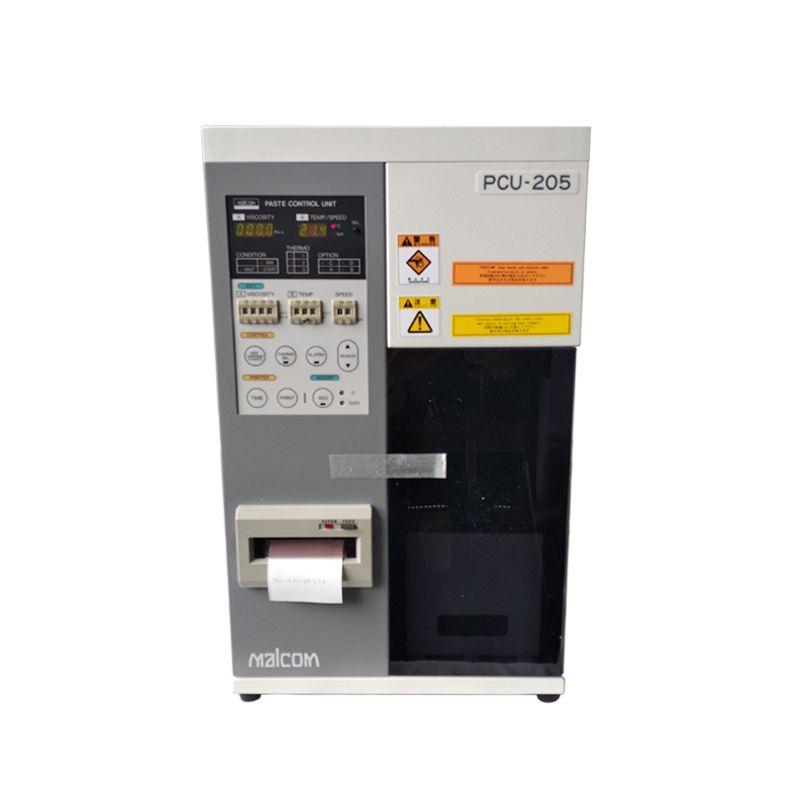 锡膏粘度测试仪PCU-205粘度计视频