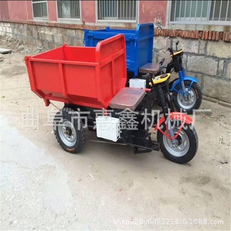 超载重柴油三轮车 动力强劲的柴油三轮车 定制农用柴油马力三轮车