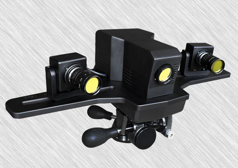 来高科技——工业级蓝光三维扫描仪