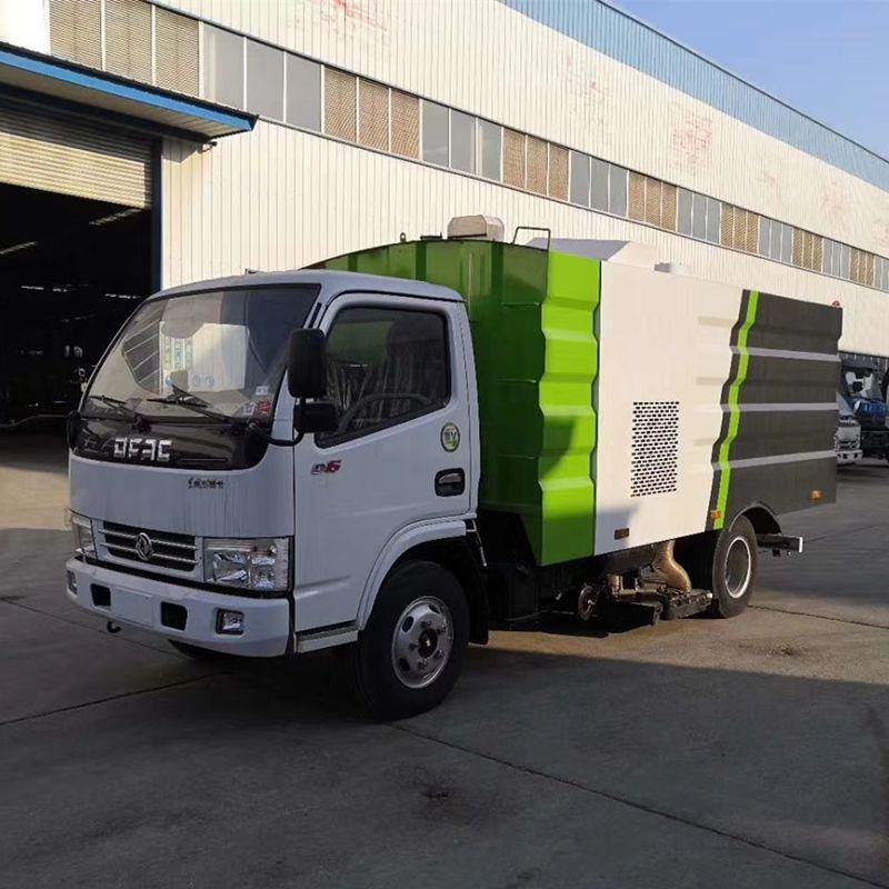 供应清扫吸尘车 东风多利卡 多功能吸尘车EQ5070TXC型 价格优惠 !