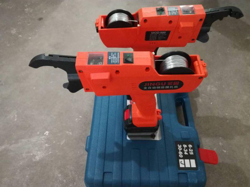 供应厂家直销钢筋捆扎机 捆扎钢筋效率高 不费劲