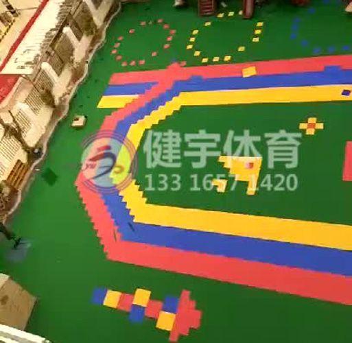 悬浮地板安装工程_深圳市怀德二幼悬浮地板工程案例_健宇体育