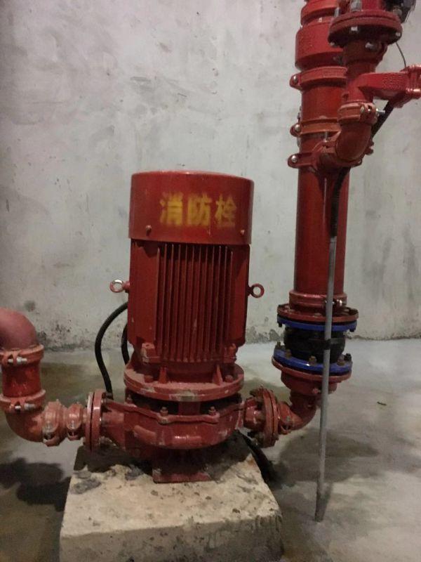 消防泵消火栓泵喷淋泵立式管道泵离心泵