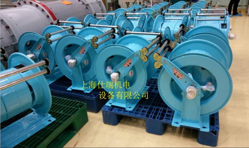 上海仕瑞机电 大管径卷管器 工业级卷管器