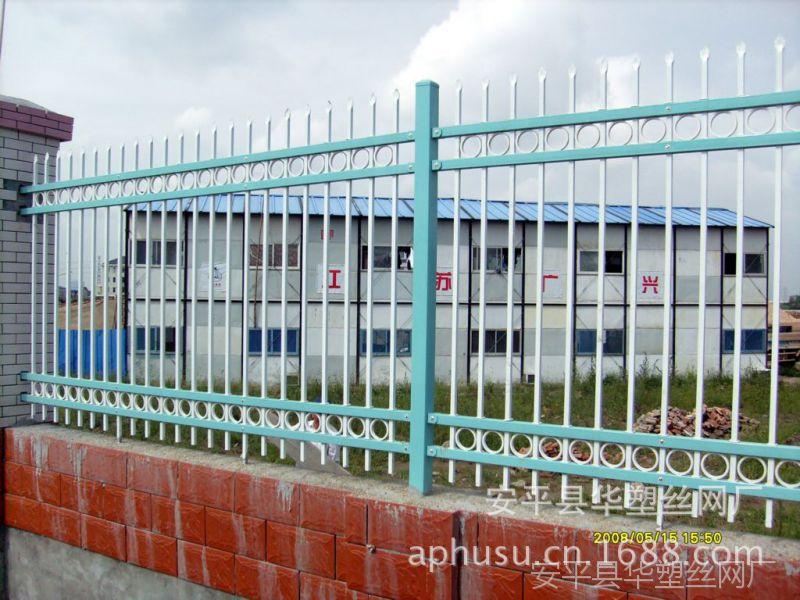 【厂家供应】市政护栏、防护栏围栏、养殖场围栏、铁艺围栏护栏