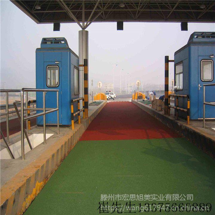 浙江彩色标线标线防滑路面公司