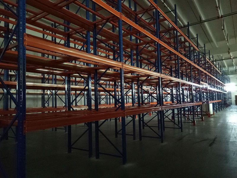 内蒙古仓库货架 高位货架 自有工厂20000平——国德货架