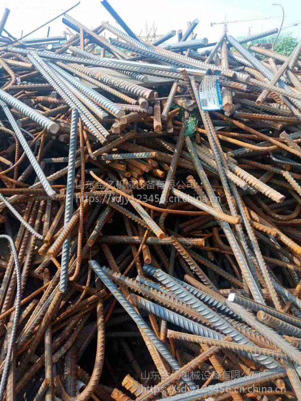 150型扁铁架子管切断机价格 双头液压钢筋切粒机 山东金亿机械私人订制