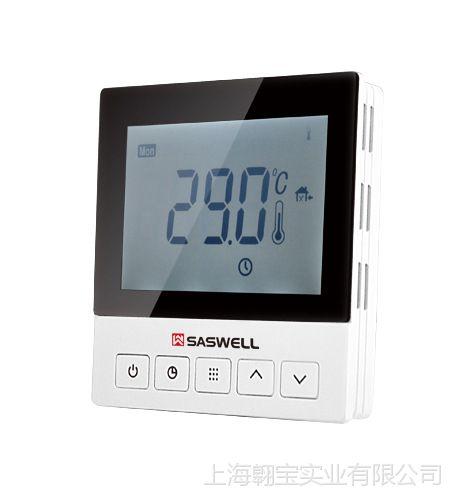 森威尔无线温控器 WIFI手机远程控制水暖壁挂炉温控器SAS921