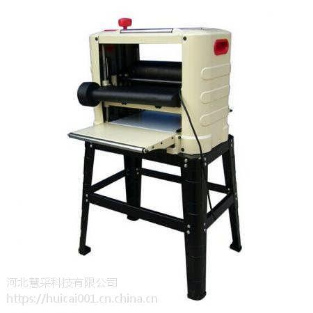 荥阳单面木工压刨机木工高速压刨机