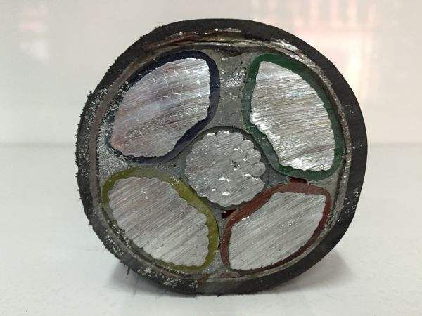 昌吉鑫安铜业专门库存废电缆大量回收