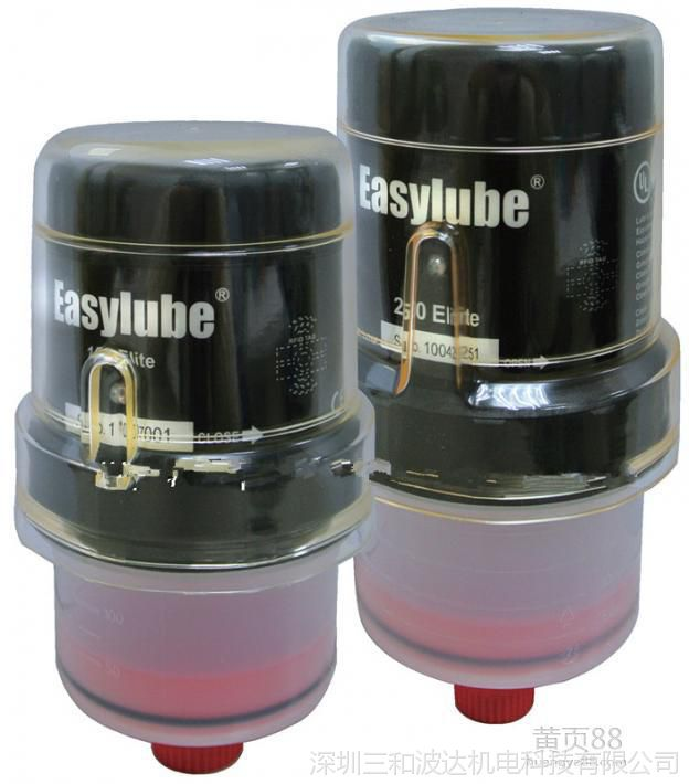 送排风机定时润滑器 单点easylube自动加脂器 易力润全国总代理