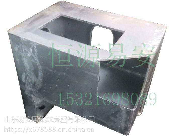 雄安新区 箱式房型材 集成房屋型材 配件 镀锌钢原材料生产商