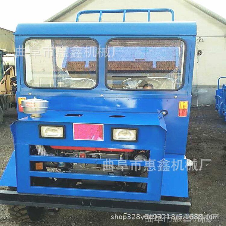 大功率四轮拉货车 各种马力柴油自卸四不像 工程用四不像自卸车