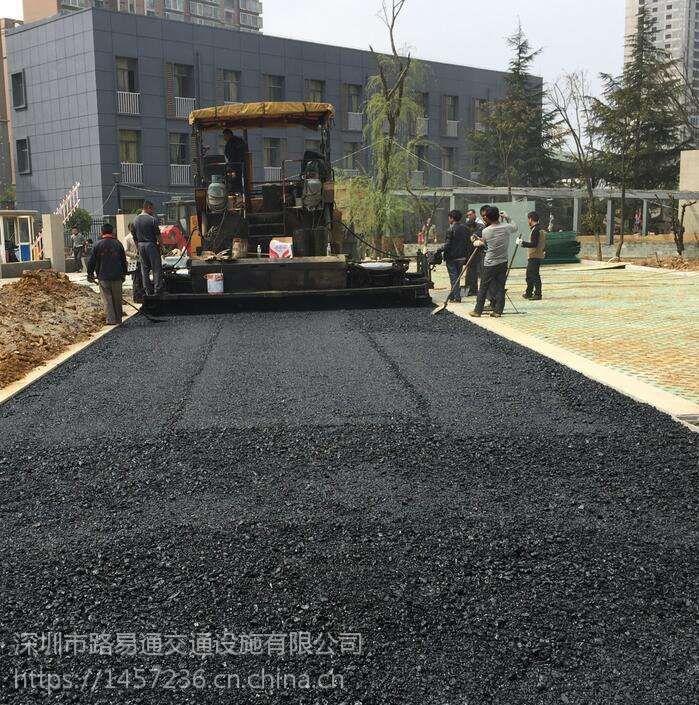 东莞沥青路面摊铺工程莞城沥青铺路施工公司