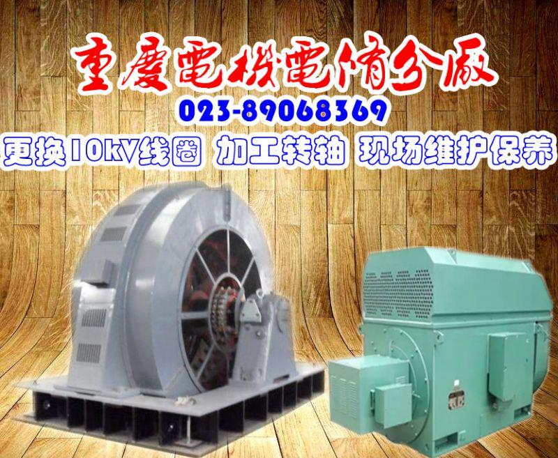 重庆维修检修各种高低压电动机