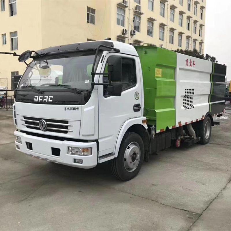 供应10方清扫吸尘车 东风大多利卡 多功能吸尘车EQ5110TXC型 价格优惠 !