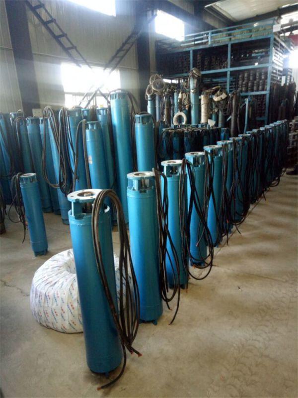 热水潜水泵_大流量深井泵_耐高温高扬程深井泵