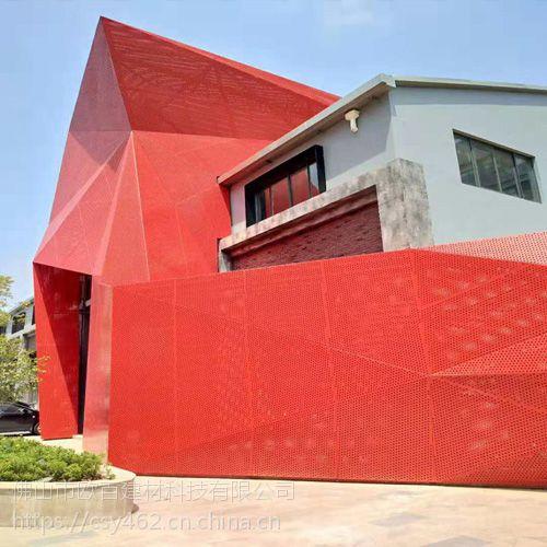 南宁铝合金单板 外墙用氟碳铝单板价格