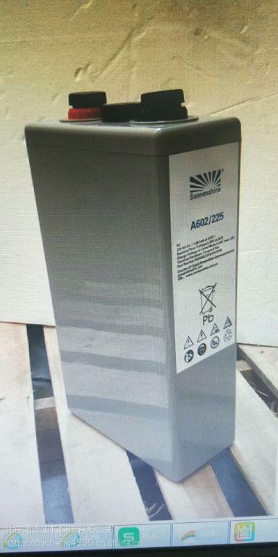 Sonsunschie蓄电池A602/225宁夏批发价