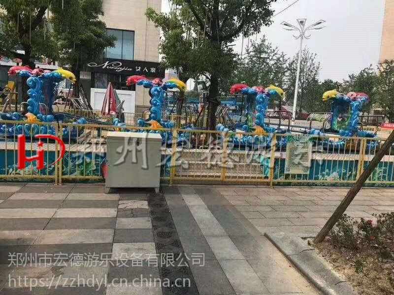 自旋滑车 儿童游乐园新型轨道类游乐设备儿童梦幻过山车造型新型人气旺