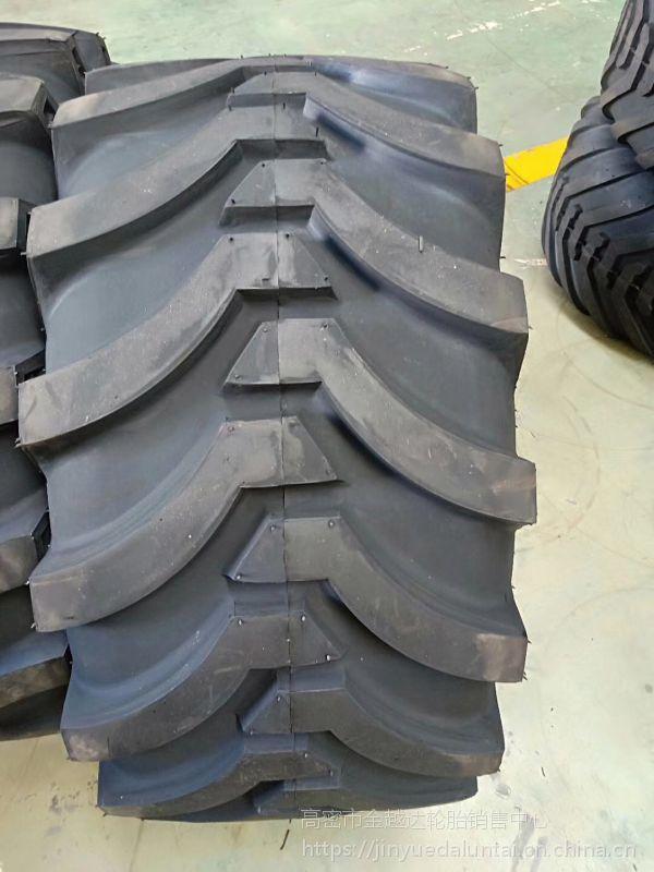 前进11.5/80-15.3捆草机农用工具车轮胎10.0/75-15.3配钢圈