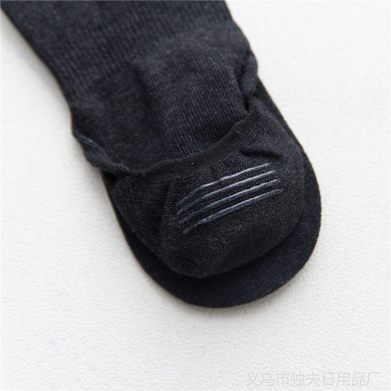 袜子女船袜隐形袜硅胶防滑薄款短袜日系纯色夏季袜套纯棉低帮浅口
