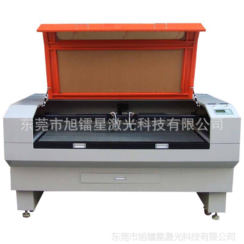 现货专业厂家!1610T双头100W激光布料切割机 PU皮革激光切割机