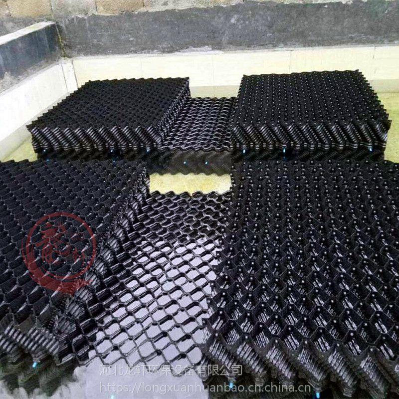 黄鳝养殖巢尺寸黄鳝养殖巢批发价格S型黑色塑料鳝巢——河北龙轩