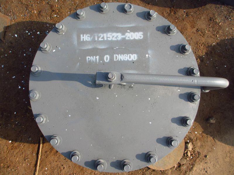 304不锈钢人孔 工业人孔