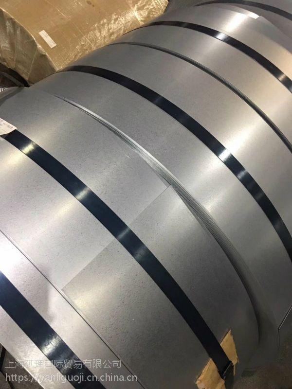 SPCD冷轧卷板 宝钢SPCD铁料0.5mm厚度-宝钢拉伸材料0.5毫米的铁板-规格多