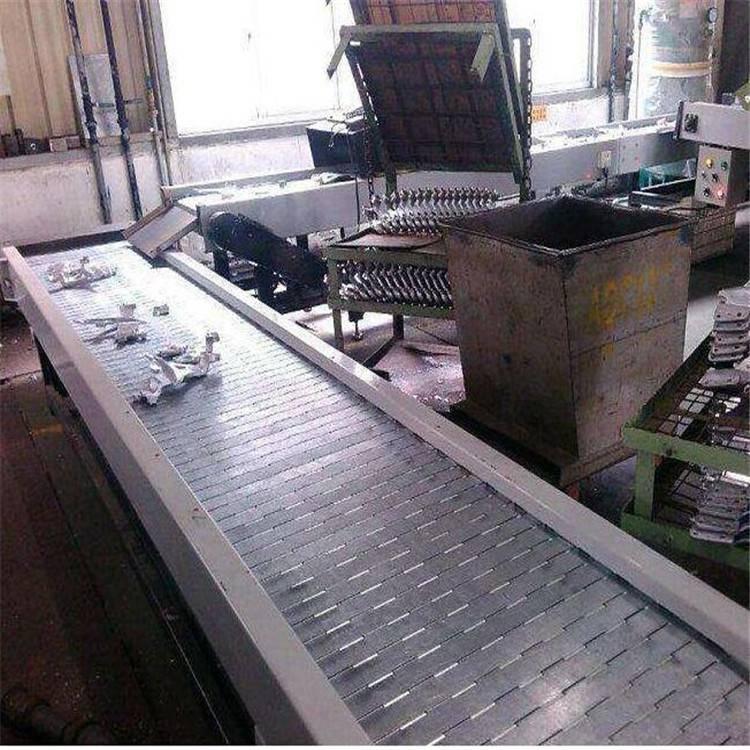 性能稳定链板输送机选用标准各种规格 链板输送机图纸德清