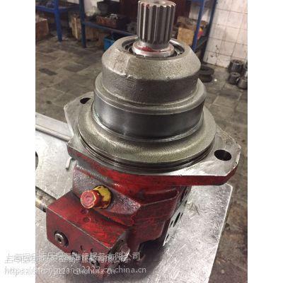 力士乐A6VE80液压马达上海专业维修 马达维修价格