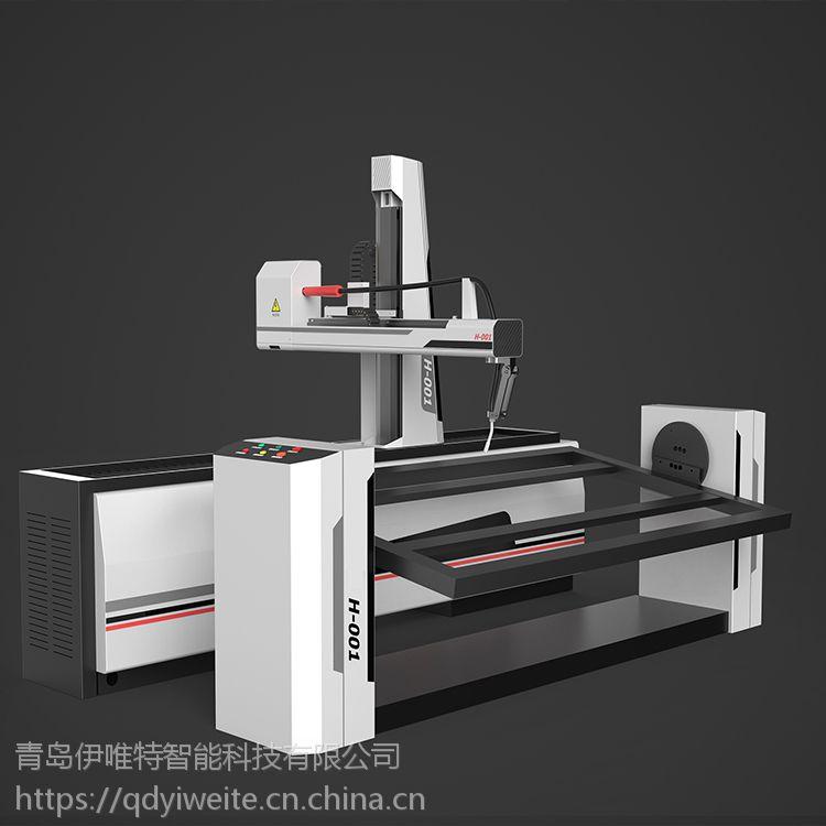 焊接机器人 直角坐标机械手 全自动焊接机 自动焊接设备 伊唯特
