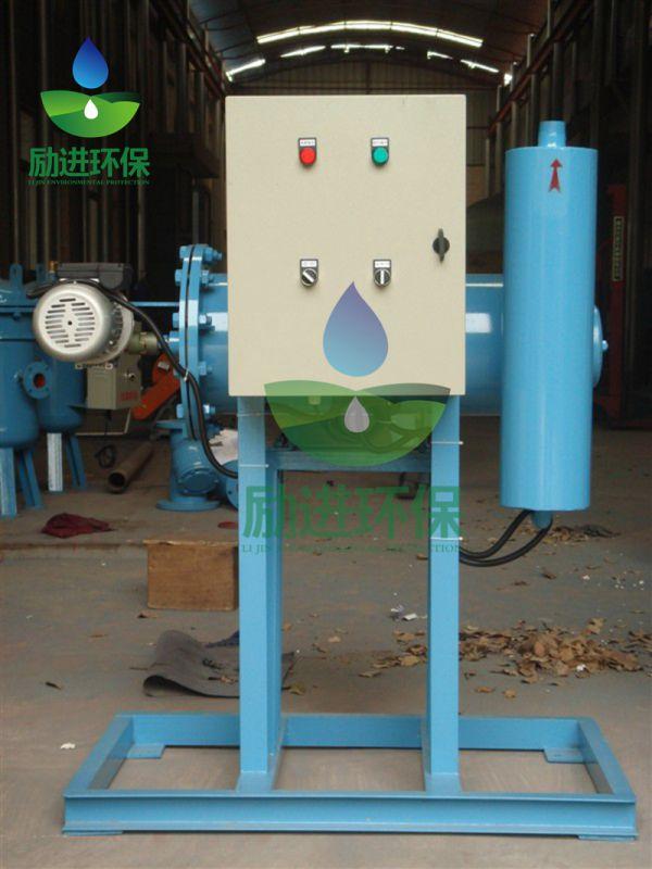 冷却水旁流综合水处理器工作原理